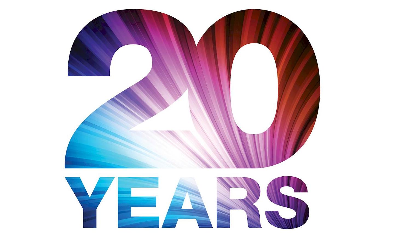 Юбилей 20 лет картинки